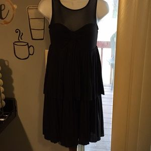 Awesome little black dress !